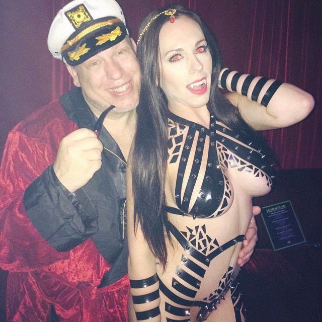 la capitaine du jour : capt halloween